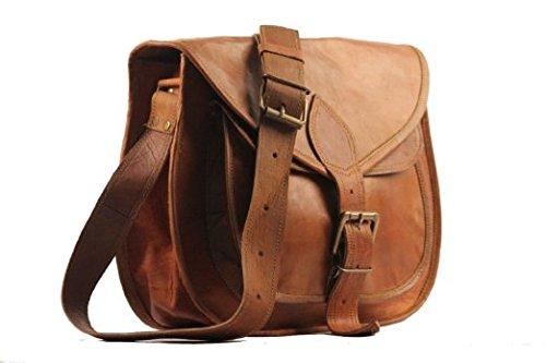 bag crossbody vintage satchel bag women bag messenger crafts leather UUBqIF