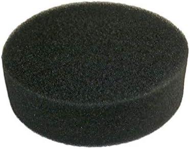 Black & Decker - Filtro esponja para aspiradora, NW3620N NW4820N WDB115 WDB215, húmedo