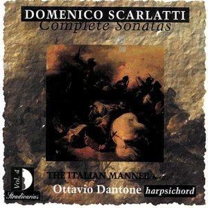 Complete Sonatas Harpsichord (Scarlatti, D - Complete Sonatas, Volume 4 By Domenico Scarlatti (Composer),,Ottavio Dantone (Harpsichord) (2002-05-06))