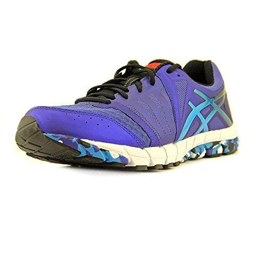 ASICS Mens GEL-Lyte33 2 Running Shoe (9.5 D(M) US, Electric Purple/Onyx/Marine)