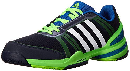adidas Men`s CC Rally Comp Tennis Shoes Bold Orange and Core White-(887383859650