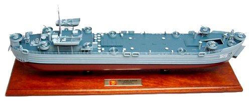 LST BOATS 24-Inch Wood Model Ship