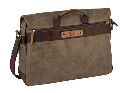 Bag Brown Braun Messenger cm active Grey 42 camel Peking grau qRttZ8