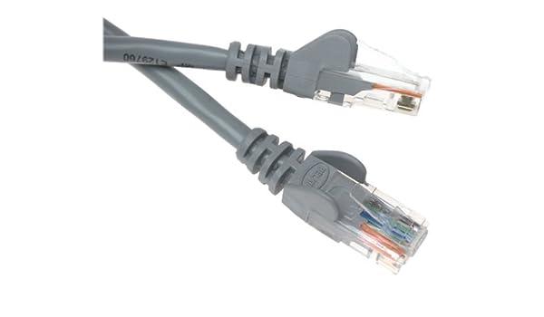 Belkin 4ft 10//100BT RJ45M//RJ45M CAT5E Patch Cable Gray