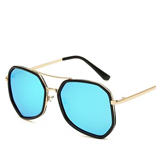 Chahua Les lunettes de soleil dans les lunettes fashion lunettes hommes et femmes fashion lunettes rétro E