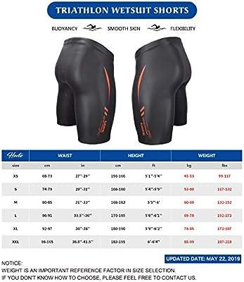 TYR Men's Hurricane Cat 1 Neoprene Buoyancy Swim Shorts |