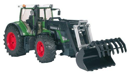 Fendt 936 Vario with - Fendt Tractor