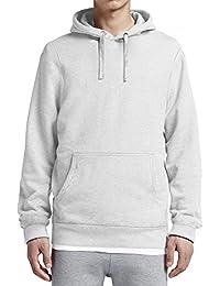 HC Mens Pullover Hoodie Heavyweight Fleece Pocket Long Sleeve Active Hooded Sweatshirts