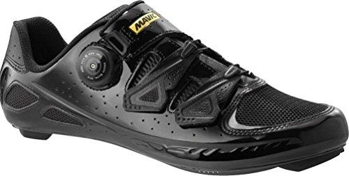 Mavic Ksyrium Ultimate Rennrad Fahrrad Schuhe schwarz 2016: Größe: 36