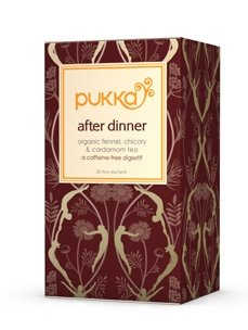 Pukka Herbs Ltd. - After Dinner Tea 20 sachets