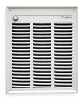 Dayton 3UF63 Heater, Wall