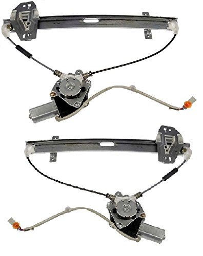 01 mdx rear window regulator - 9