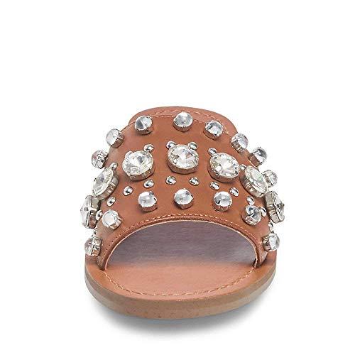 Madden Regent Women's Steve Us Multi 6 Cognac 5 Sandal dwP44aE