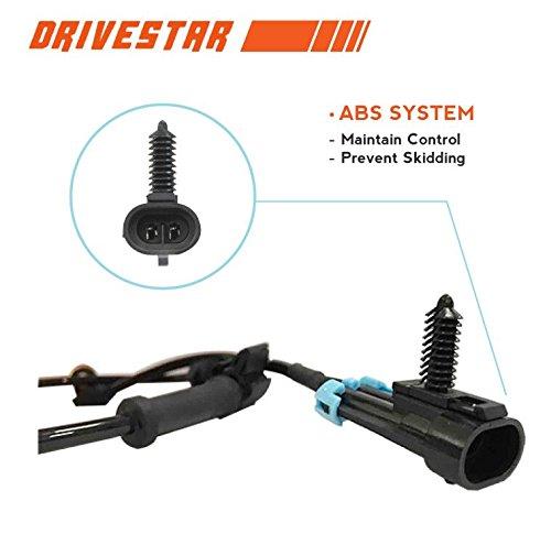 DRIVESTAR 2 WD sólo 515054 nuevo Cojinete de rueda delantera Hub cartucho para Chevy GMC CADILLAC poste de 6 RWD: Amazon.es: Coche y moto