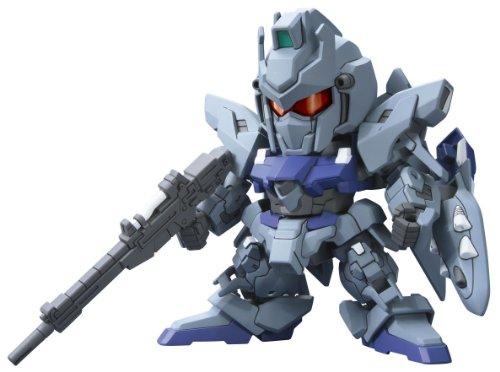 Bandai Hobby BB379 Delta Plus Super Deformed Gundam Unicorn Action (Super Deformed Mini Figure)