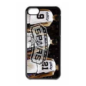 San Antonio Custom Spurs GDP Apple Iphone 5c Hard Case Cover phone Cases Covers