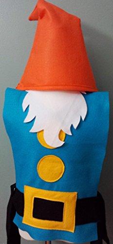 77134bae58f Set of 7  Kids Seven Dwarf Costume Sets (Tunics and Hats) - - Import It ...