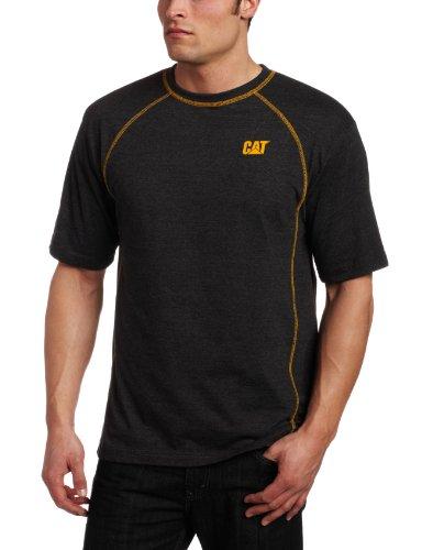 caterpillar-performance-t-shirt-charcoal-heather-grey-medium