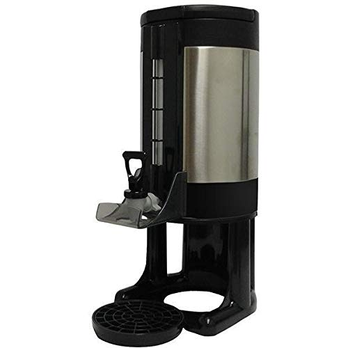 1.5 Gallon Satellite Coffee Beverage Dispenser Server with Detachable Base (Server Gallon 1.5 Satellite)