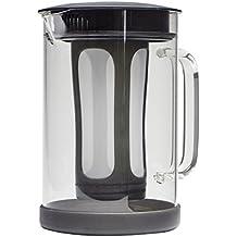Primula PCBBK-5351 Pace Cold Brew Iced Coffee Maker, 51 oz, Black