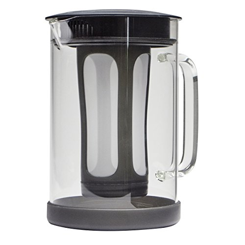 Primula PCBBK-5351 Pace Cold Brew Iced Coffee Maker, 51 oz, (Primula Safe)