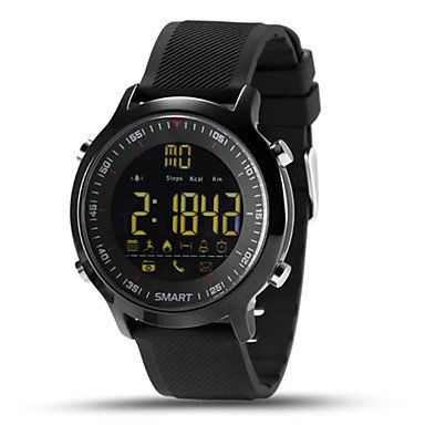 Fashion Watches Relojes Hermosos, Hombre Reloj Smart Chino Digital Mando a Distancia Calendario Cronógrafo Resistente