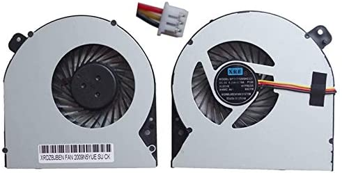 K55D Computer Fans /& Cooling Computer Components 1.56W Laptop Radiator Cooling Fan CPU Cooling Fan for ASUS K55