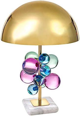 Lámpara de mesa LED salón lámpara de mesa dormitorio Bola de ...