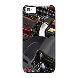 Excellent Iphone 5c Case Tpu Cover Back Skin Protector Mitsbishi Lancer Mivec Turbo Engine