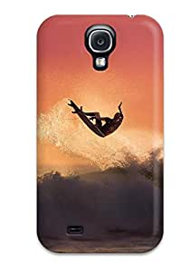 Yasmeen Afnan Shalhoub's Shop Lovers Gifts Hot Surfing First Grade Tpu Phone Case For Galaxy S4 Case Cover 6476405K84424955