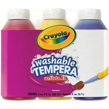 crayola-arista-ii-washable-tempera-paint-primary-colors-red-yellow-blue-art-tools-3-ct-8-oz-bottles-