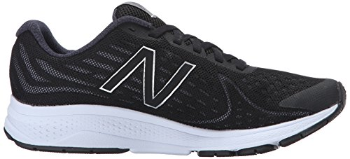 New Balance Women's Vazee Rush v2 Running Shoe Black/Grey