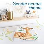 Bubzi-Co-Baby-Monthly-Milestone-Blanket-Watch-Me-Grow-Woodland-Nursery-Dcor-European-Design-47-x-47-Gender-Neutral-Shower-Baby-Gifts-for-Newborn-Girl-Boy-Photoshoot-Background-Prop