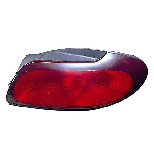 GetAllParts New Passenger Side Right Tail Lamp Assembly F8DZ13404AA CAPA