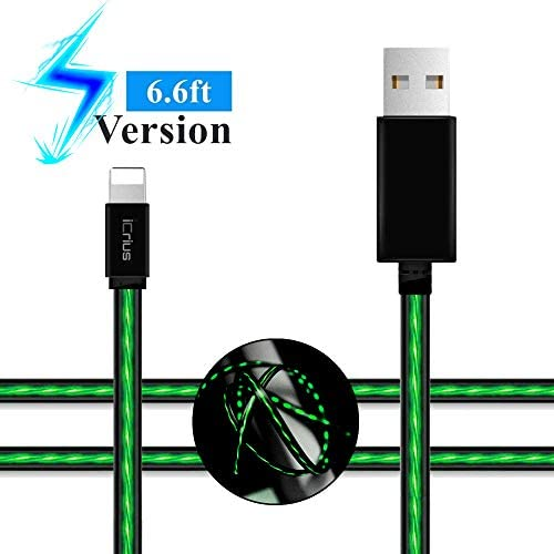 iCrius Visible Flowing Charger Charging