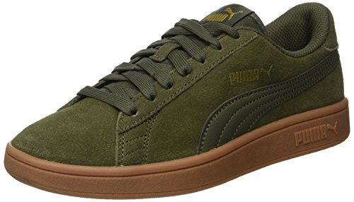 Basses V2 Adulte Night Gris forest 19 Night Smash Baskets Mixte Puma Forest wa5qtHq