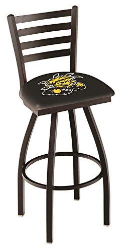 Holland Bar Stool L014 Wichita State University Swivel Counter Stool, 25''