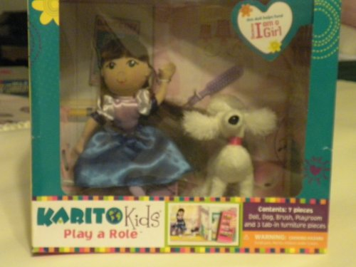 - Karito Kids: Play a Role Doll and Dog