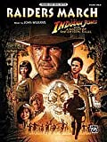 Raiders March (from Indiana Jones and the Kingdom of the Crystal Skull) Sheet Piano Music by John Williams
