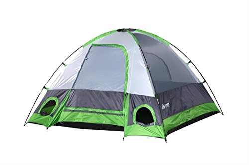 SEMOO Water Resistant 3-4 Person 3-Season Lightweight Family Dome Tent for C&ing with Carry Bag ...  sc 1 st  Explore Outdoors HQ & The Best Tent Air Conditioners (UPDATED 2019) - Explore Outdoors HQ
