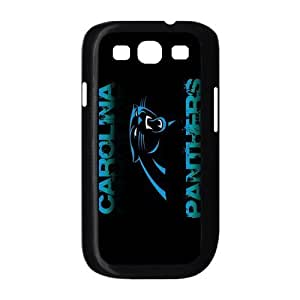Customize NFL Carolina Panthers Back Cover Case for SamSung Galaxy S3 I9300 JNS3-1075