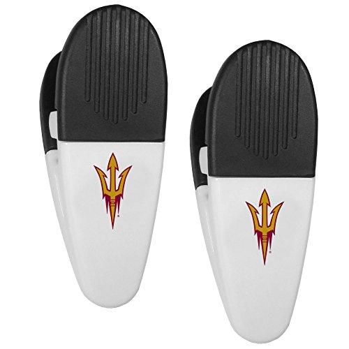 (NCAA Arizona State Sun Devils Mini Chip Clip Magnets, Set of 2)