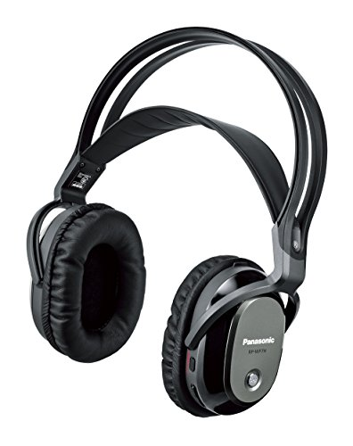 (Panasonic digital wireless Surround Headphone System Black)