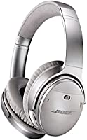Bose 759944-0020 Quietcomfort 35 Audífonos inalámbricos, color Plata