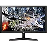 "Monitor Gamer LG 24"" LED Full HD 144Hz, 1ms MBR, HDMI x2, DisplayPort, AMD RADEON FreeSync, LG, 24GL600F, LED, 23.6"
