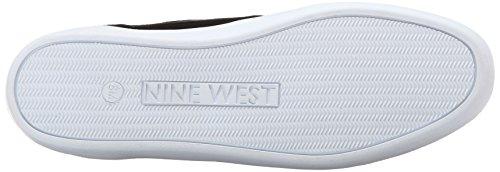 Sneaker Fashion In Pelle Scamosciata Rumba Nove West Nera / Nera