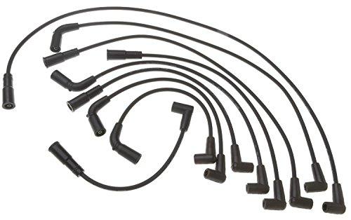 Buick Roadmaster Spark Plug - ACDelco 9718F Professional Spark Plug Wire Set