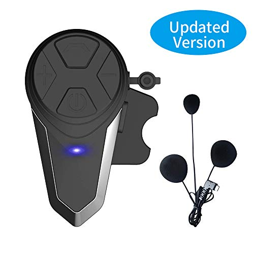 HuanGou Motorcycle Bluetooth Headset