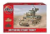 Airfix British M3 Stuart Honey 1:35 WWII Military