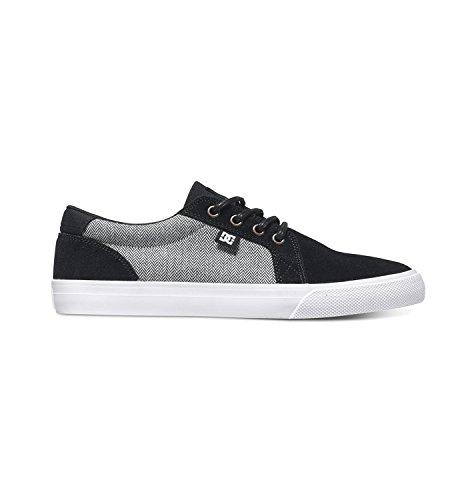 Nike Elastico II - Zapatillas para hombre, Negro/Gris/Verde (Black/Black-Cool Grey-Volt), 44 EU